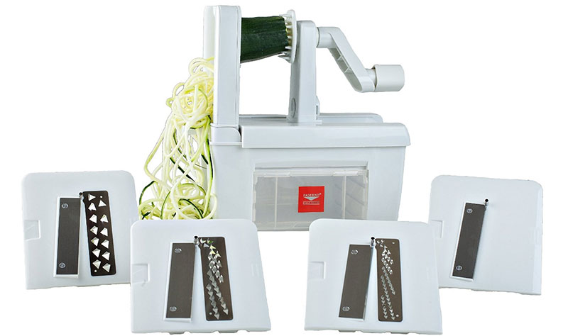 Paderno World Cuisine Spiralizer Pro review