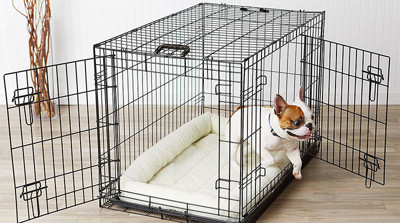 Buy A Good Wire Dog Crate For Your Pup » Modern Home Pulse